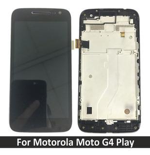 Para Motorola G4 Display Lcd Touch Screen Digitador