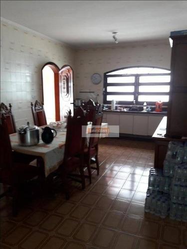 Imagem 1 de 2 de Casa Residencial Para Locação, Parque São Diogo, São Bernardo Do Campo. - Ca0897