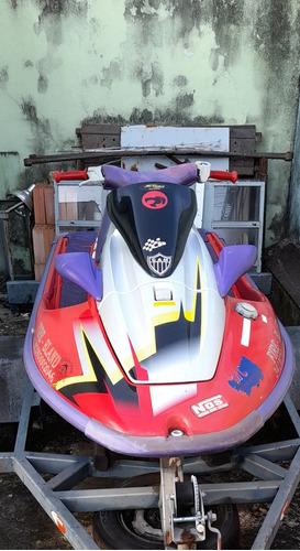 Jet Ski Kawasaki Zxi 1100cc