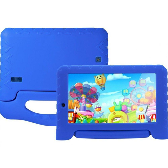 Tablet Multilaser Kid Pad Nb279 Tela 7 8gb Wifi Quadcore