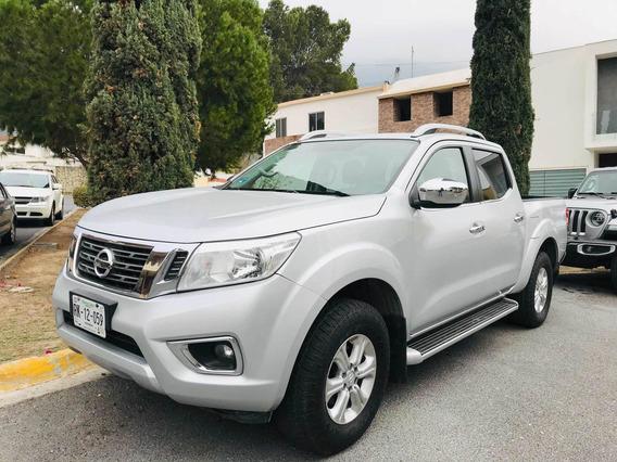 Nissan Frontier Np300 Le Linea Nueva 2016 Impecable