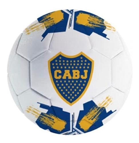 Imagen 1 de 2 de Pelota Futbol Boca Libertadores Nº5 Drb La12 Bosteros