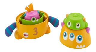 Fisher-price Infantil Monstruos Apilables