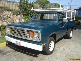 Dodge Otros Modelos D100