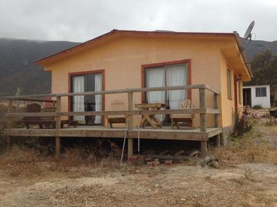 Cabaña Totoralillo, Coquimbo Iv Región. Las Tres Marías
