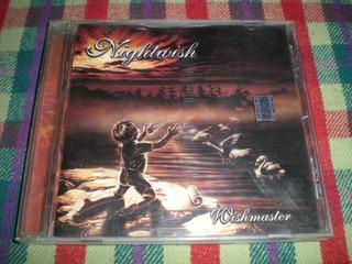 Nightwish / Wishmaster Cd Made In Rusia C31