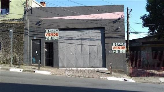 Galpão À Venda Macedo Guarulhos-sp - 2219-1