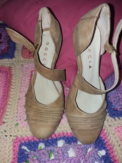 Zapatos Con Pulsera Impecables