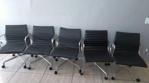 Cadeira Giratória Executiva Eames Cadeiras Eames Classica