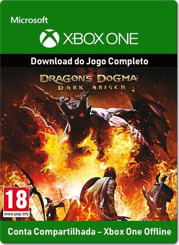 Imagem 1 de 4 de Dragon's Dogma: Dark Arisen - Xbox One