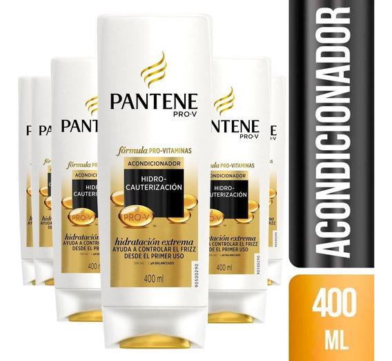 Pack De 6 Acondicionador Pantene Hidratación Extrema 400 Ml