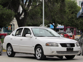 Nissan Sentra Xe Spe Edition 2006, Blanco