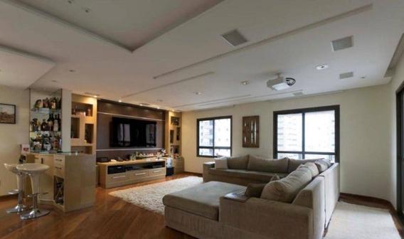 Apartamento Com 4 Dormitórios Para Alugar, 214 M² Por R$ 6.300/mês - Jardim Da Saúde - São Paulo/sp - Ap1923