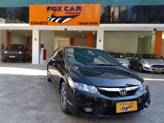 Civic 2011 1.8 Lxl Flex Aut. 4p (9713)