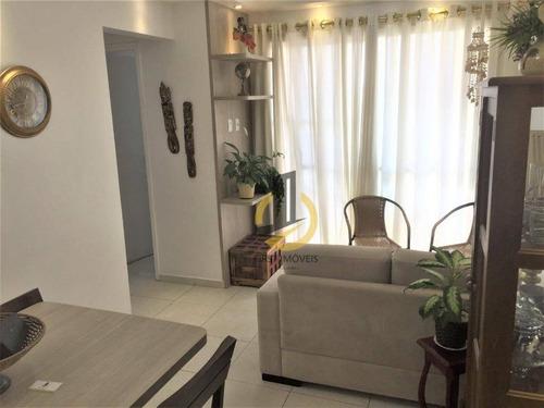 Imagem 1 de 23 de Apartamento Com 2 Dormitórios À Venda, 48 M² Por R$ 349.800,00 - Ipiranga - São Paulo/sp - Ap1465