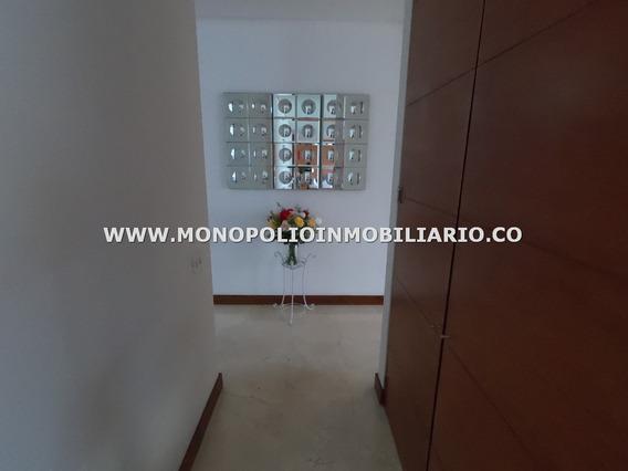 Apartamento Amoblado Renta El Poblado Cod: 17524