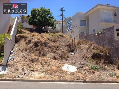 Terreno Para Venda No Condomínio Águas Da Serra Em Valinhos - Sp - Te0555