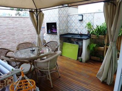 Casa Residencial À Venda, Jardim Monte Kemel, São Paulo. - Codigo: Ca0106 - Ca0106