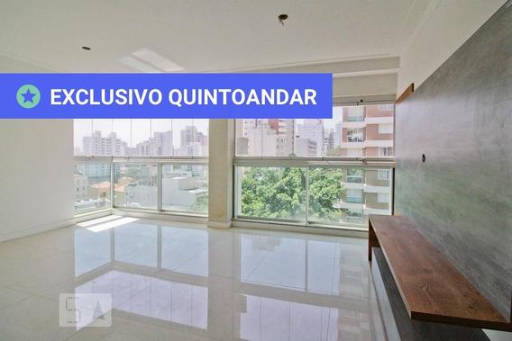 Apartamento No 4º Andar Com 2 Dormitórios E 2 Garagens - Id: 892971128 - 271128