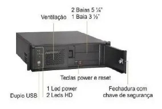 Desktop Hor. Nilko 4- Core I7-4771(3,5ghz) / 32gb Ram/ 500hd