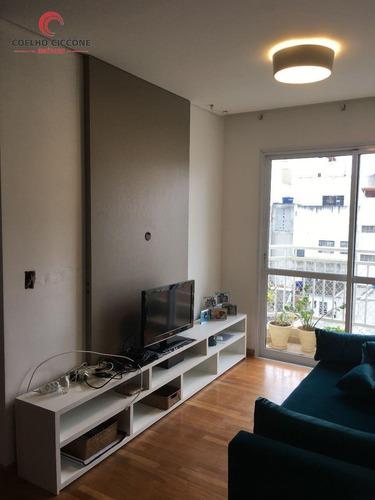 Imagem 1 de 10 de Apartamento Para Venda - V-4308