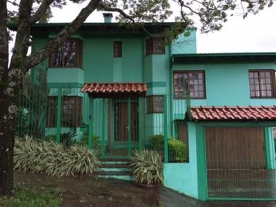 Casa Em Campestre Com 3 Dormitórios - Vr24497