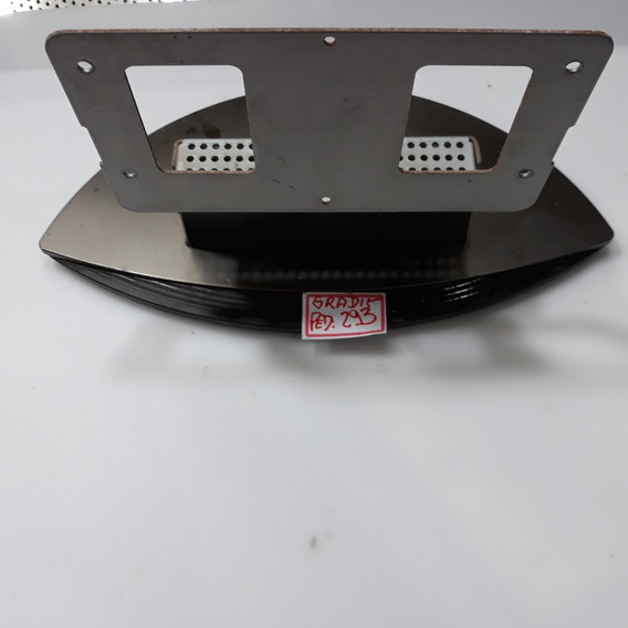 Pedestal Tv Gradiente Modelo Lcd 2730 - Original