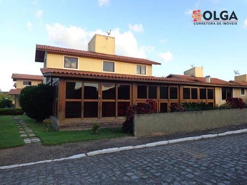 Imagem 1 de 30 de Casa Em Condomínio, À Venda - Gravatá/pe - Vl0095