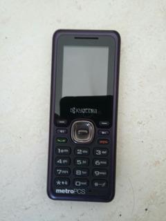 Celular Kyocera Metropcs Sem Bateria