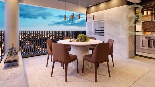 Apartamento Com 3 Dormitórios À Venda, 150 M² - Perdizes - São Paulo/sp - Ap23073