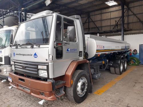 Caminhão Pipa  Ford Cargo 15.000 Litros