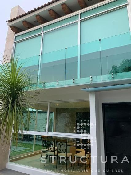 * Casa En Venta Vista Marques Lomas De Angelopolis