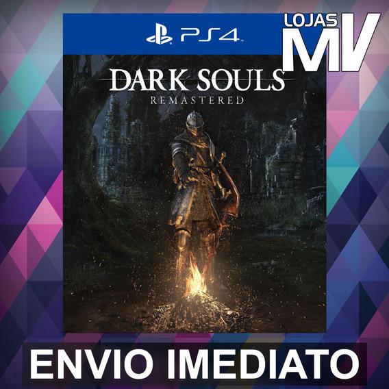 Dark Souls Remastered - Ps4 Código 12 Dígitos