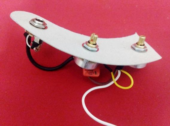 Circuito Pasivo P/bajo Precision Un Volumen Un Tono Gotoh