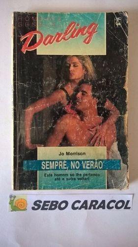Livro Sempre, No Verão Jo Morrison