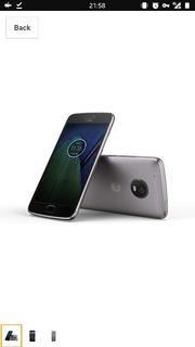 Celular Moto G5 Plus Libre