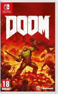 Juego Nintendo Switch Doom