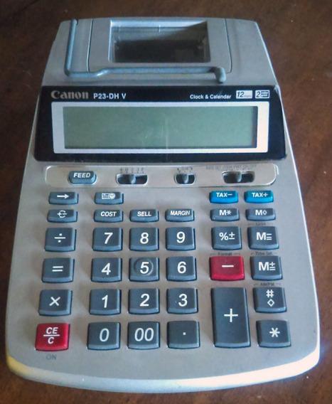 Calculadora Digital Canon P23-dh V