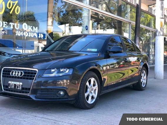 Audi A4 2.0 Tdi - 143cv Multitronic 2011 - 2do. Dueño