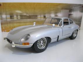 Jaguar E Type Coupé 1961 - 1/18 Burago