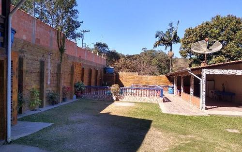Imagem 1 de 8 de Chácara, Jardim Marajoara - Campo Limpo Paulista/sp