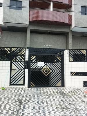 Apartamento Em Vila Tupi, Praia Grande/sp De 107m² 3 Quartos À Venda Por R$ 280.000,00 - Ap204724