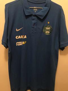 Coritiba Pr Camisa Polo Nike Tam.gg Coxa