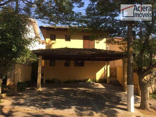 Casa Com 4 Dormitórios À Venda, 262 M² Por R$ 1.100.000 - Jardim Das Flores - Cotia/sp - Ca2650