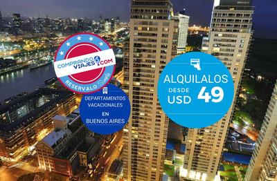 Buenos Aires - Departamentos Con Reserva Inmediata!