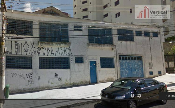 Galpão Comercial À Venda, Tatuapé, São Paulo - Ga0234. - Ga0234