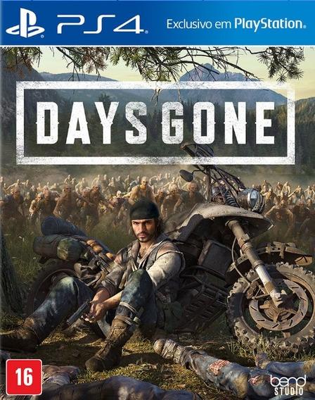Days Gone Ps4 - Totalmente Em Portugues