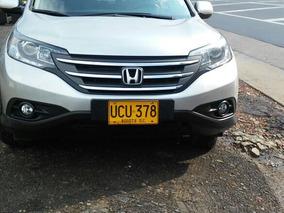 Honda Crv Ex-l Aut 4x4 2014