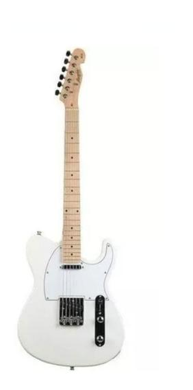 Guitarra Tagima Telecaster Tw55 Woodstock Branco + Nf!