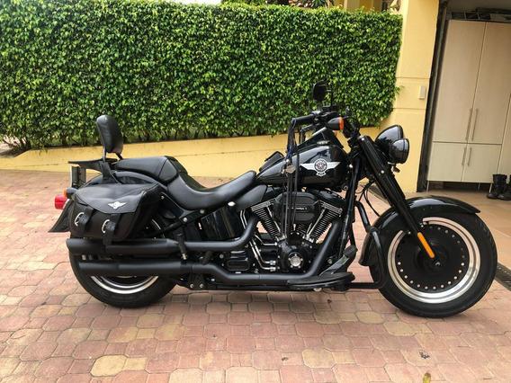 Harley Davidson Fat Boy Screaming Eagle